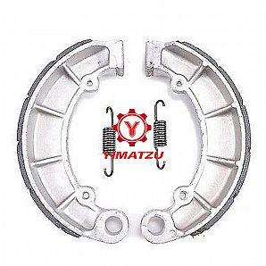 Yimatzu ATV Motorcycle Parts Rear Brake / Panel for Honda FOURTRAX TRX350 86-89 VT700 800 1000
