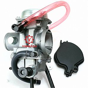 Yimatzu ATV Parts CARBURETOR-ASSY for KAWASAKI Bayou 400 4X4 KLF400 1993-2002