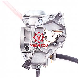 Yimatzu ATV Parts CARBURETOR-ASSY for Kawasaki Prairie 360 4X4 KVF360 A B 2003-2005
