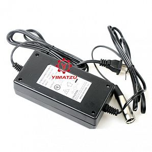 Yimatzu Electric Scooter Parts 36V 1.6A Electric Scooter Charger for for RAZOR E100S -E325S Scooter With UL
