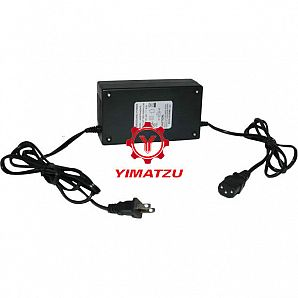 Yimatzu Electric Scooter Charger - 24V, 5A, C13 Plug