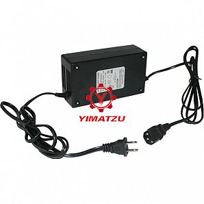 Yimatzu Electric Scooter Charger - 24V, 1.5A, C13 Plug