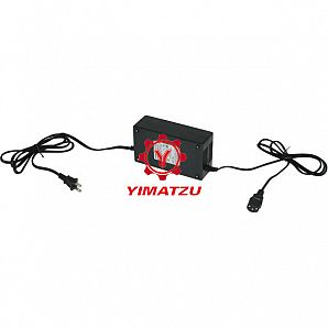 Yimatzu Electric Scooter ATVs Bicycle Charger - 36V, 3A, C13 Plug