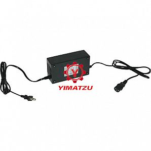 Yimatzu Electric Scooter ATV Bicycle Charger - 60V, 3A, C13 Plug