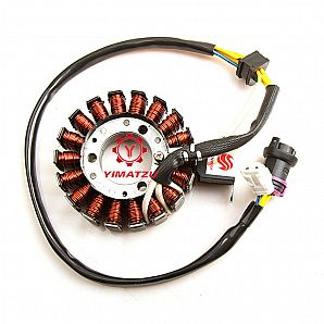 YIMATZU ATV Parts STATOR ASSY BIG POWER for BUYANG FA-D300 H300 2X4 4X4 2015-2019