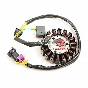 Yimatzu ATV Parts STATOR ASSY for BUYANG FA-D300 H300 ATVs 2x4 4x4 2005-2014