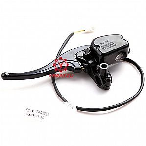 Yimatzu ATV Parts MASTER CYLINDER WITH BRAKE LEVER for BUYANG FA-D300 H300 N550 2005-2019 EPA