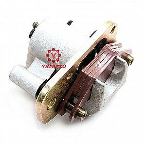 Yimatzu ATV Parts BRAKE CALIPER LEFT for BUYANG FA-D300 H300 K550 ATVs 2005-2019 EEC EPA