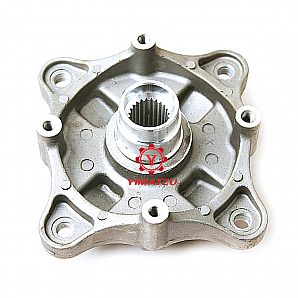 Yimatzu ATV Pats REAR WHEEL HUB for BUYANG FA-D300 ATVs 2X4 4X4 2005-2019 EEC EPA