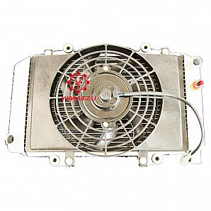 Yimatzu ATV Parts RADIATOR ASSY for Buyang FA-K550 N550 EEC EPA