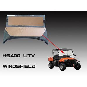 Yimatzu ATV UTV Parts Windowshield for Hisun HS400 UTVs
