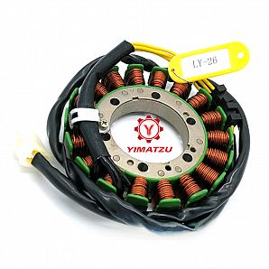 Yimatzu Motorcycle Parts STATOR ASSY for Yamaha V-STAR CLASSIC - XVS650 1999-2003