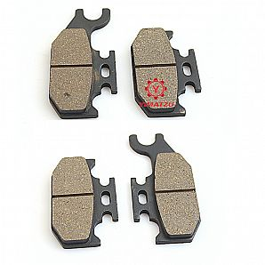 Yimatzu ATV Parts Brake Pad for KAZUMA Jaguar500 500cc ATVs