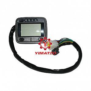 Yimatzu ATV Parts Combination Meter - Digital Instrument Cluster, Odes 400cc, Liangzi LZ400-4