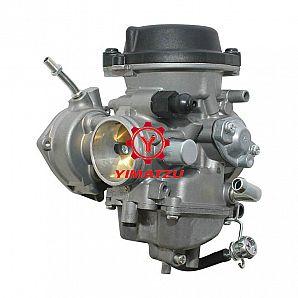 Yimatzu ATV UTV Parts Carburetor - 36mm, Mikuni, 400cc to 600cc, XY500UE, XY600UE, Chironex, CFMoto, Kandi, PD36J