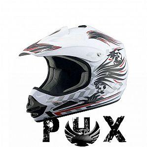 PHX Off-Road Helmets/dirt bike Helmets-SW-8193 for Cross Bike