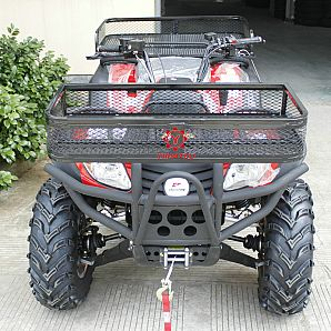 Yimatzu ATV Accessories Basket for 250CC-800CC ATVs Quad Bike