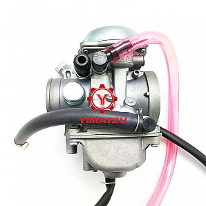 Yimatzu ATV Parts 33MM CVK Carburetor Assy for Arctic Cat TRANSMISSION 400 2002-2004
