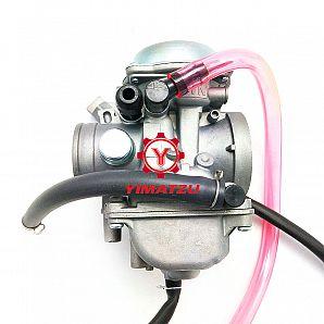 Yimatzu ATV Parts 33MM CVK Carburetor Assy for Arctic Cat TRANSMISSION 400 2002-2004