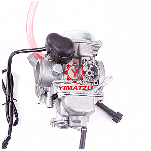 Yimatzu ATV UTV Parts CVK34MM Carburetor for Arctic Cat ATV 400 MANUAL AUTOMATIC TRANSMISSION 2004