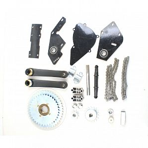 Yimatzu Bicycle Engine Performance Driver Kit for F50 F60 F80 2-Stroke Engine