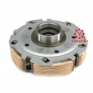 Suzuki ATV Parts Clutch Assy for KINGQUAD LT-A750 LT-A700 2007-2019