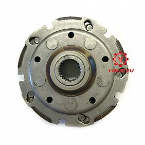 Suzuki ATV Parts Clutch Assy for VINSON, EIGER AUTO, QUADMASTER - LT-A500 2000-2007