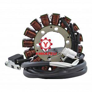 Yamaha ATV UTV Parts STATOR ASSY for GRIZZLY 550 700 KODIAK 700 YFM550 YFM700